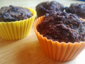 PaleOMG Coffee Cocoa Muffins