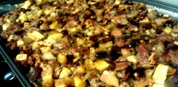 PaleOMG's Thanksgiving Stuffing