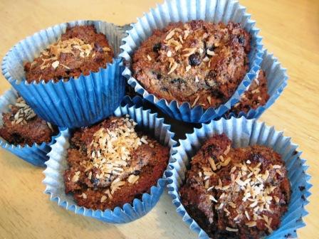 blueberry chai muffins1