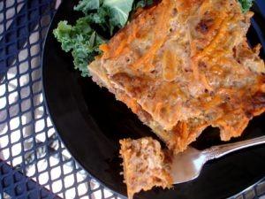 PaleOMG Tex-Mex Hash Breakfast Casserole