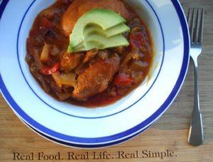 PaleOMG Leftovers: Brazilian Curry Chicken