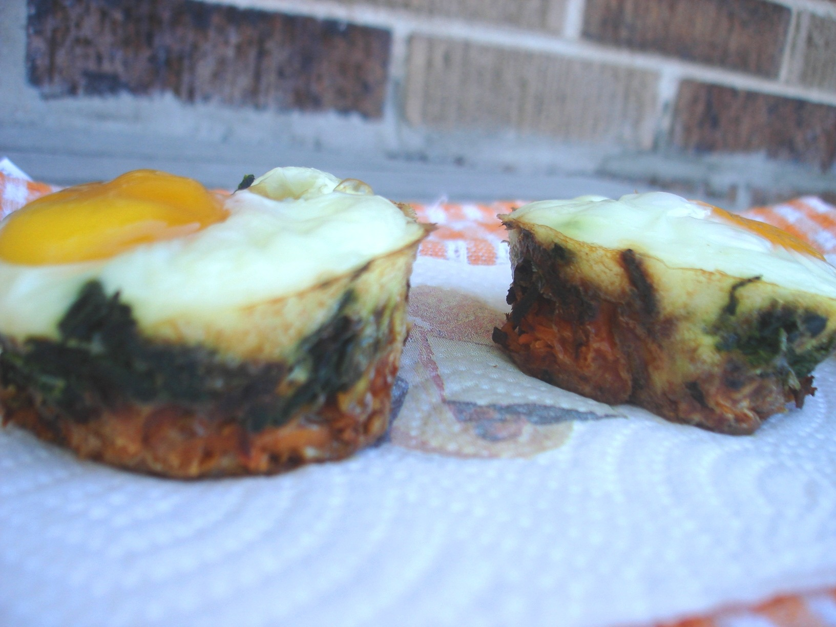 Spinach Sweet Potato Egg Nests | health and Beauty 4Ever