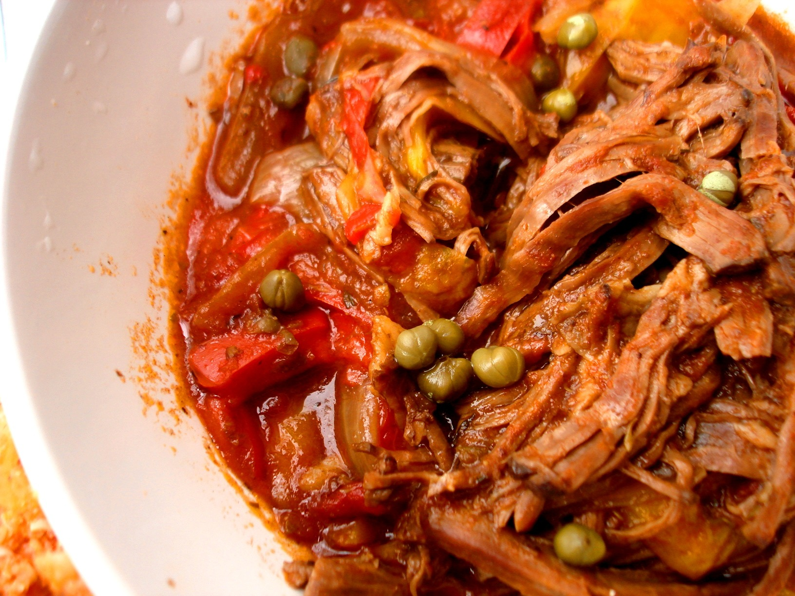 Ropa Vieja on Pinterest Slow-Cooked Ropa Vieja: A Fall Favorite from ...
