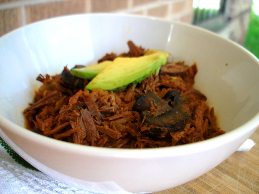PaleOMG Leftovers: Barbacoa