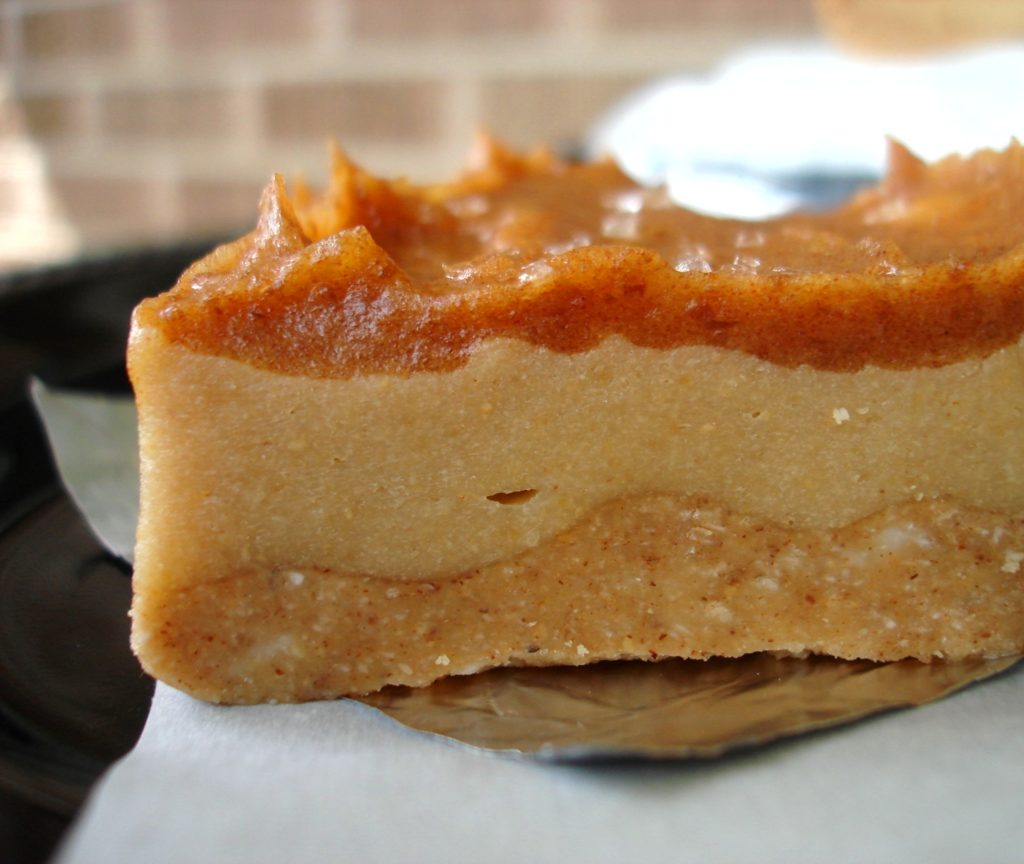 PaleOMG Caramel Cheesecake