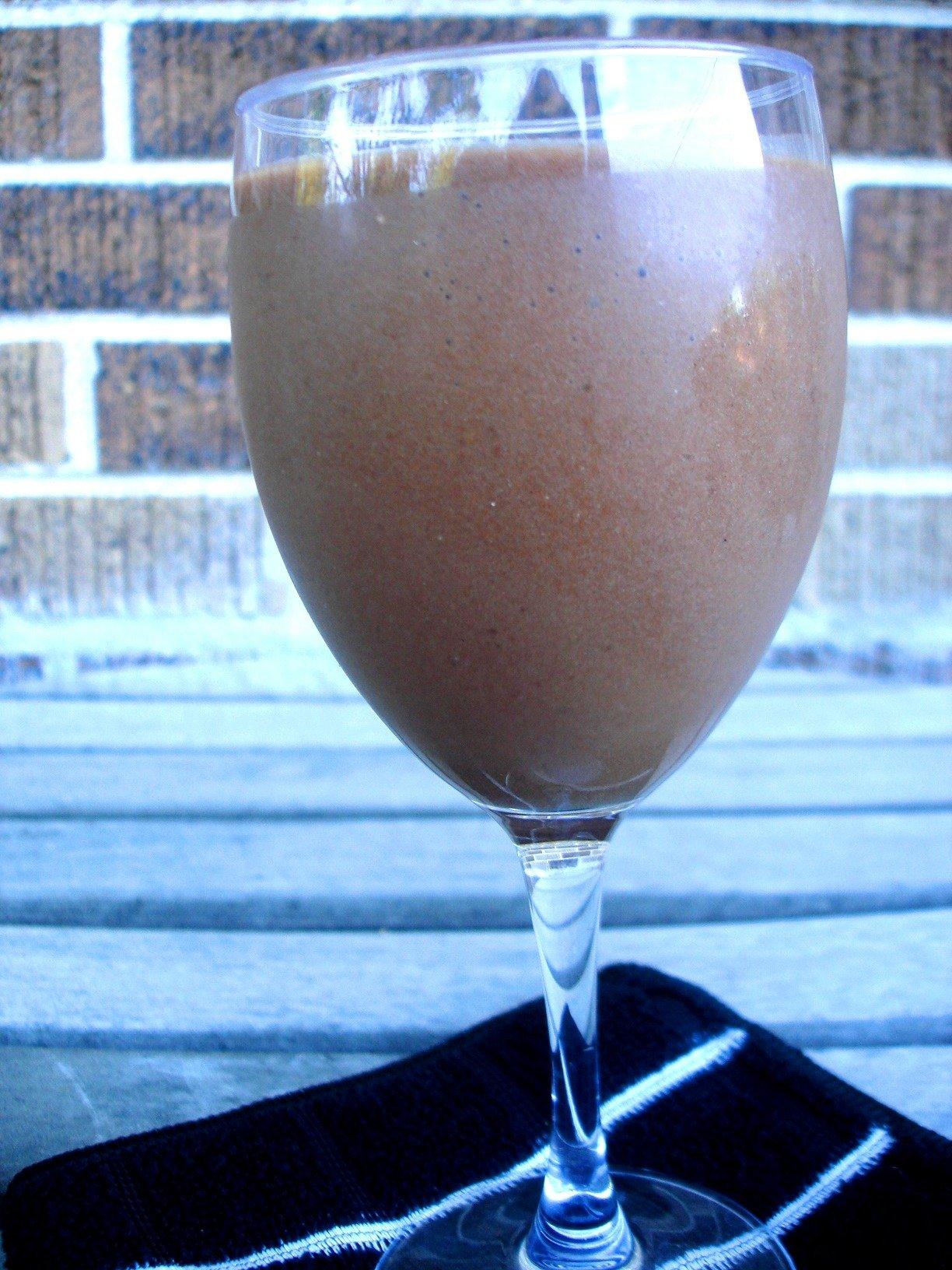 Triple Chocolate Protein Shake |