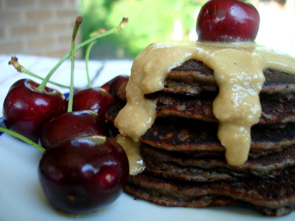 PaleOMG PB&J Pancakes