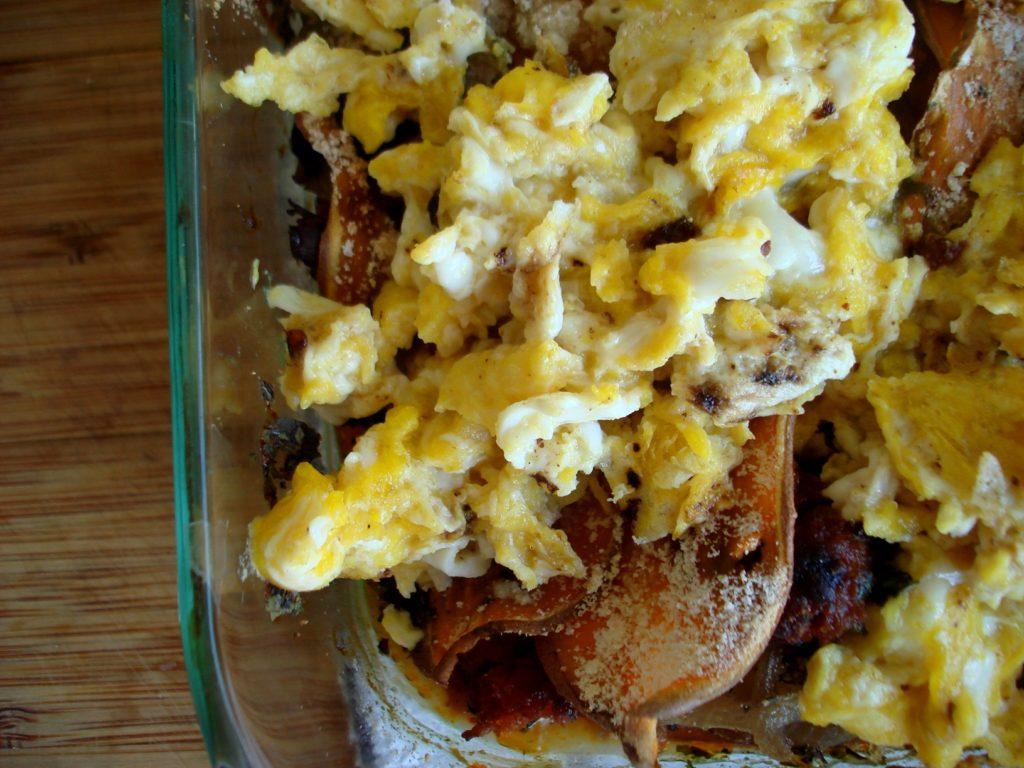 PaleOMG Breakfast Lasagna