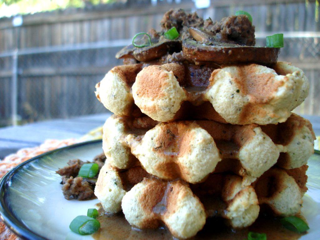 savory waffles5