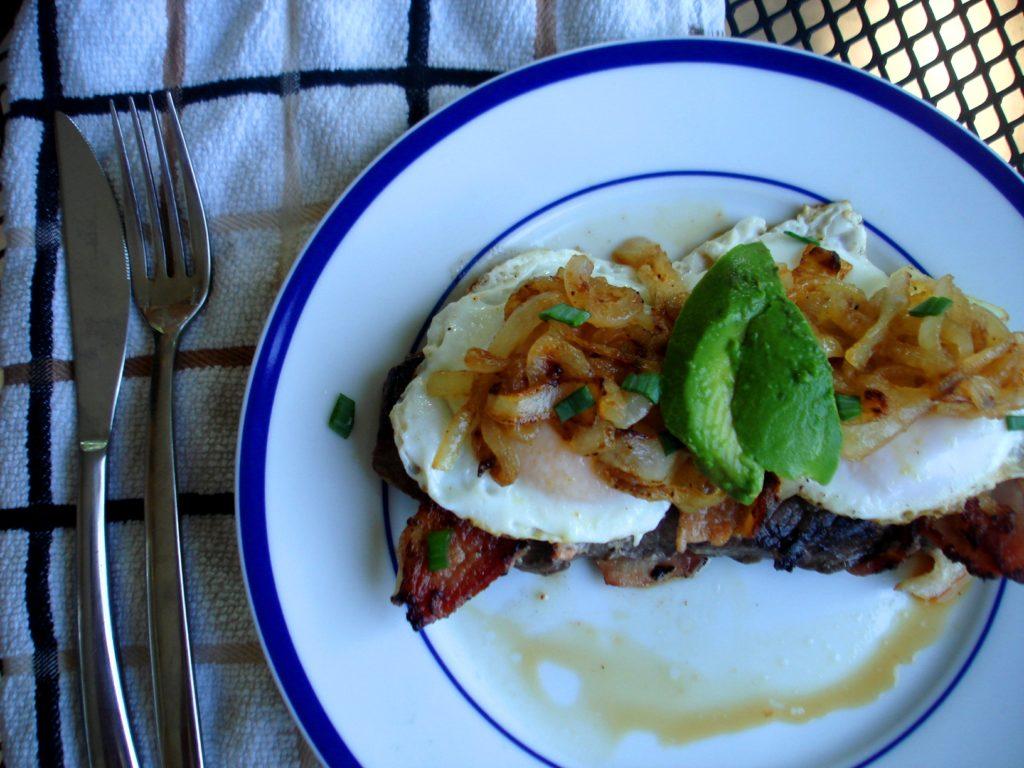 PaleOMG Fancy Steak & Eggs