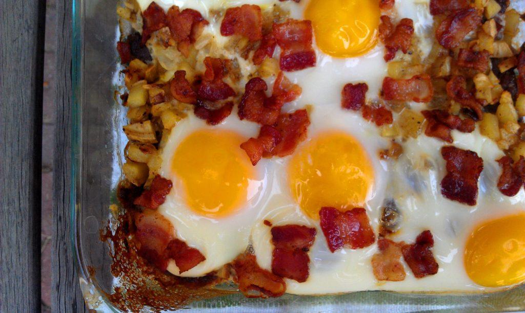 PaleOMG Breakfast Meatza