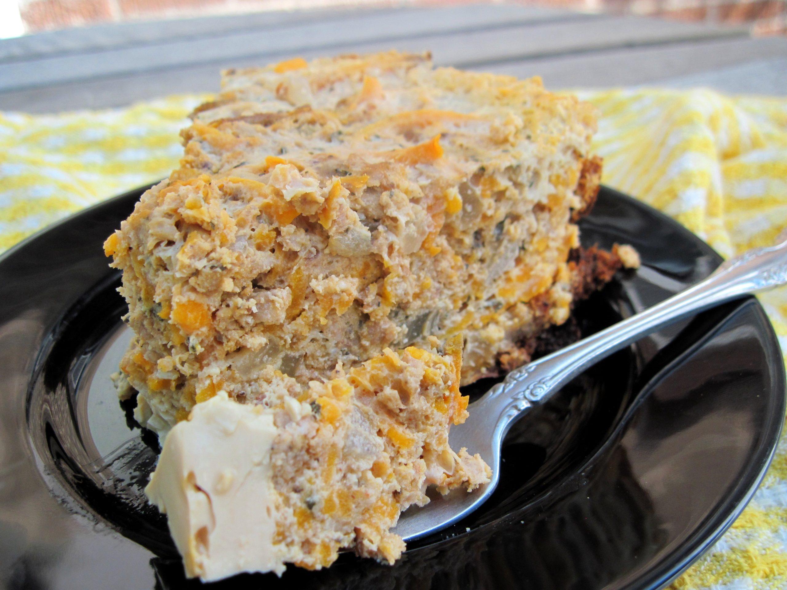 Easy Crockpot Breakfast Pie Paleomg
