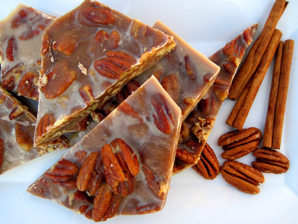 PaleOMG Pecan Pie Brittle