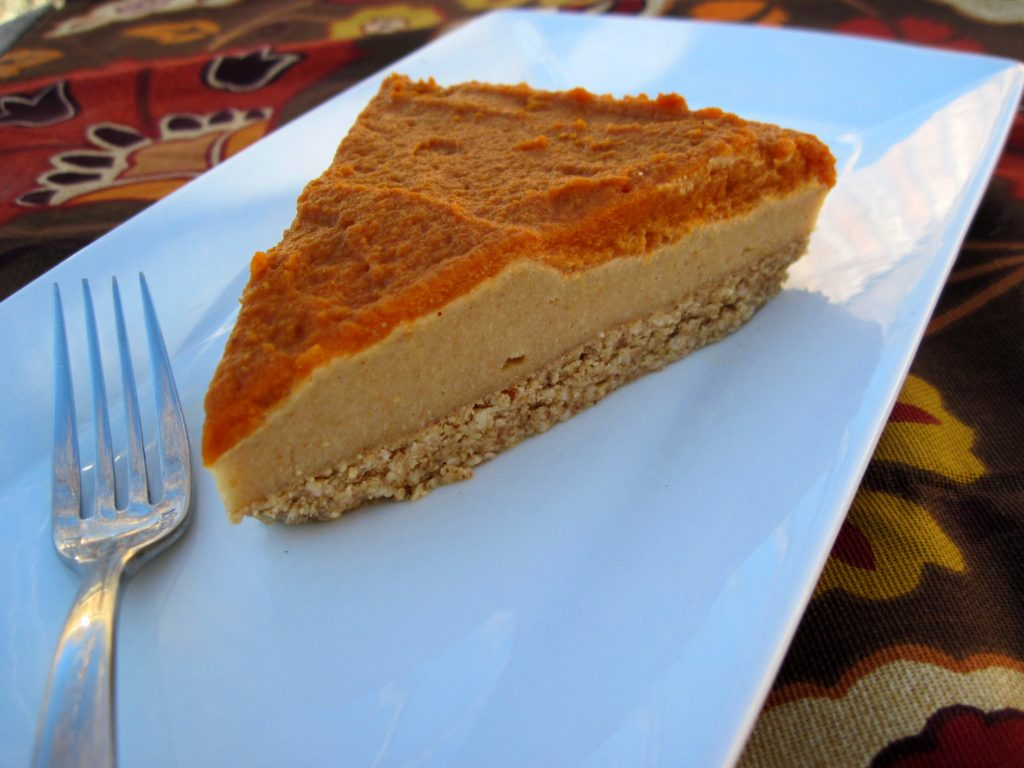 PaleOMG Pumpkin Cheesecake
