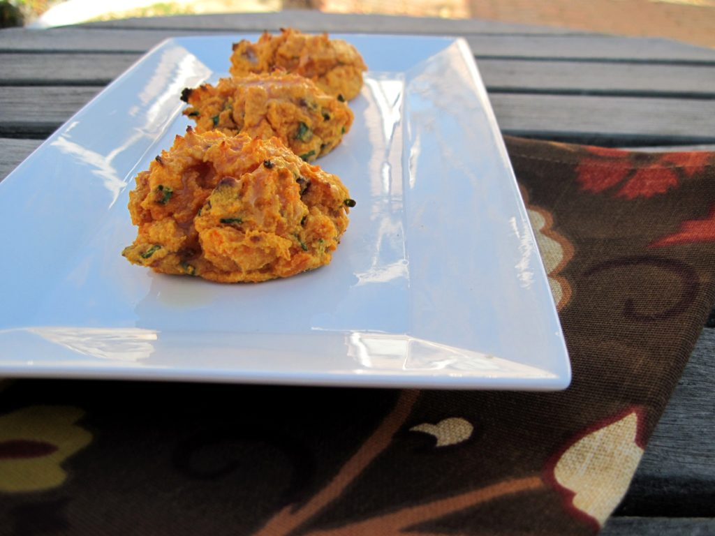 PaleOMG Bacon & Chive Sweet Potato Biscuits