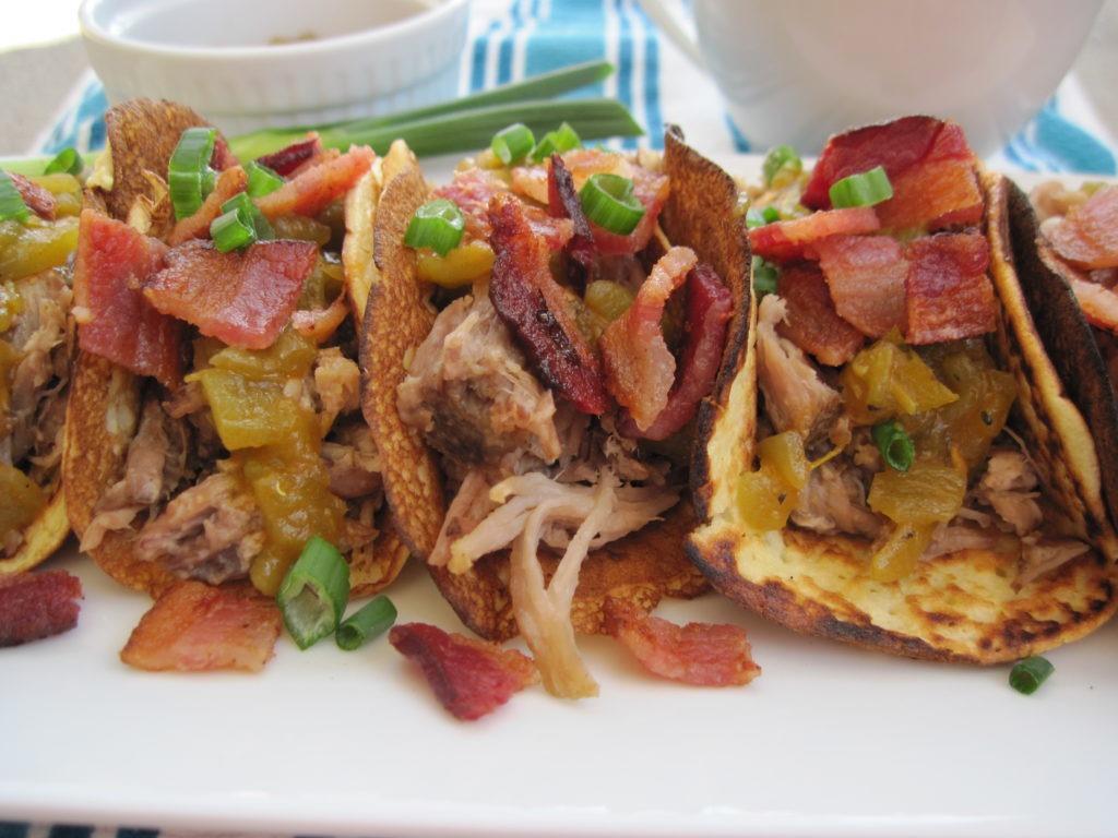 PaleOMG Boneless Pork Short Rib Breakfast Tacos