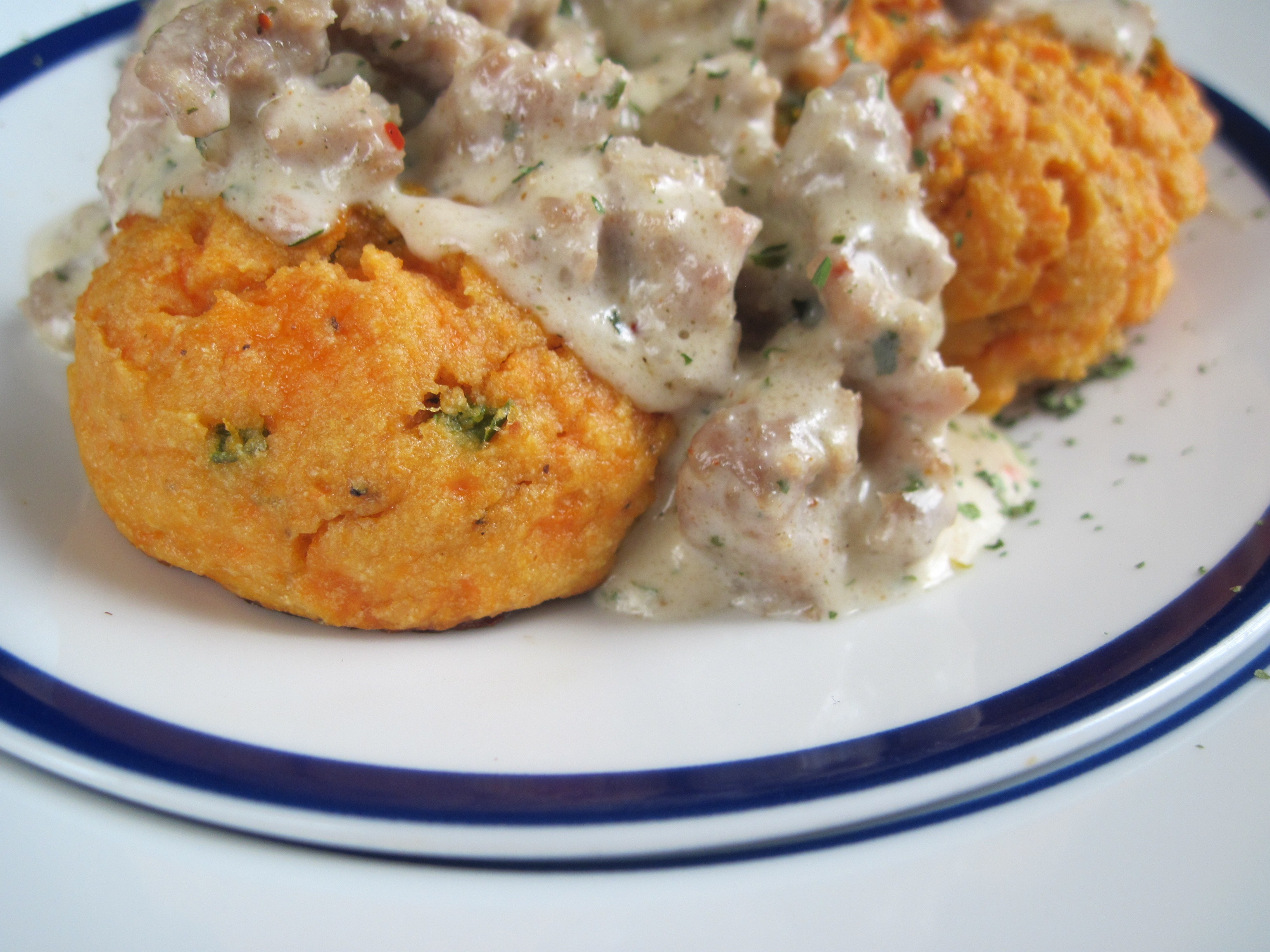 PaleOMG Biscuits and Gravy