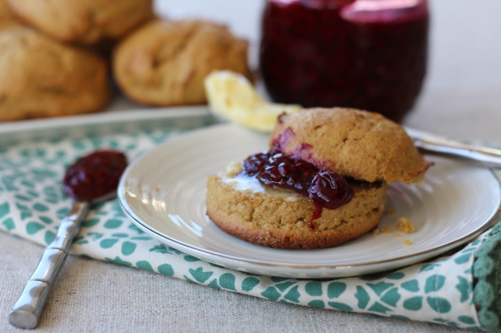 PaleOMG Sweet Plantain Drop Biscuits