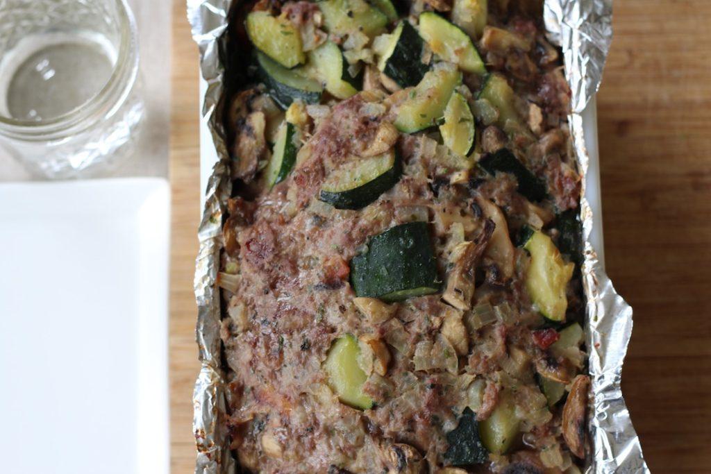 PaleOMG Summer Breakfast Meatloaf