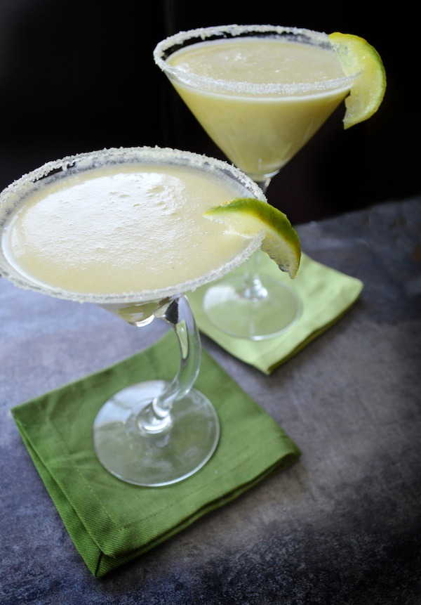 PaleOMG Guest Post: Frankensteins Key Lime Pie Martini