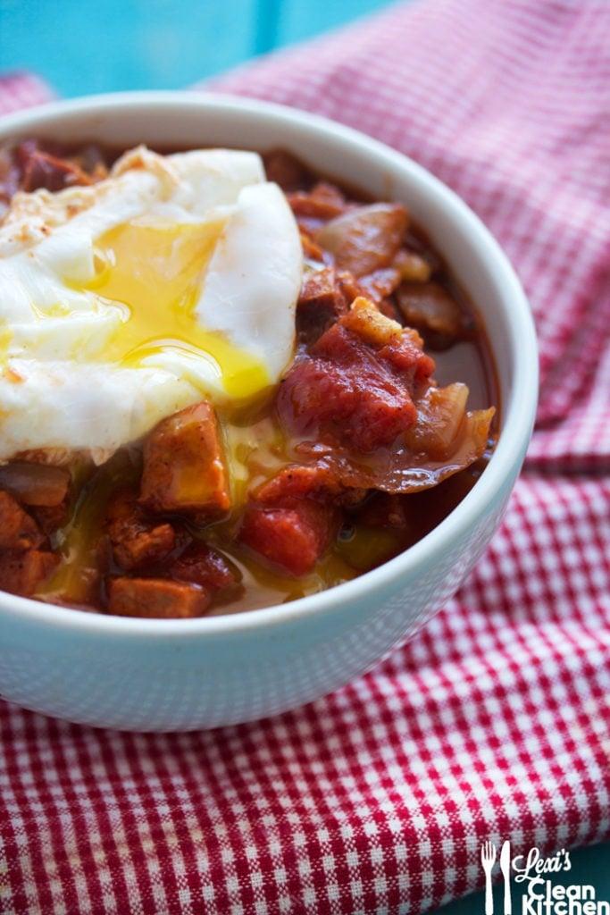 Guest Post: Spicy Breakfast Stew