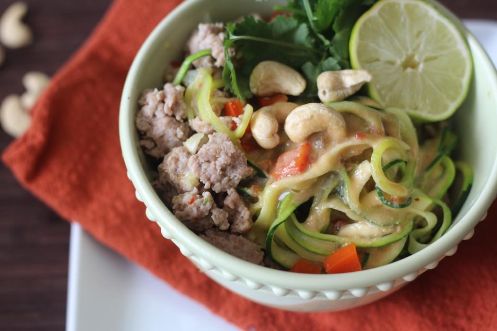 PaleOMG Asian Noodle Bowl