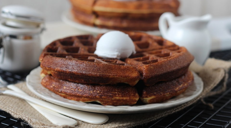 PaleOMG Light & Crispy Protein Waffles_2