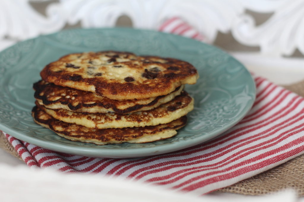PaleOMG 3 Ingredients Simple Protein Pancakes