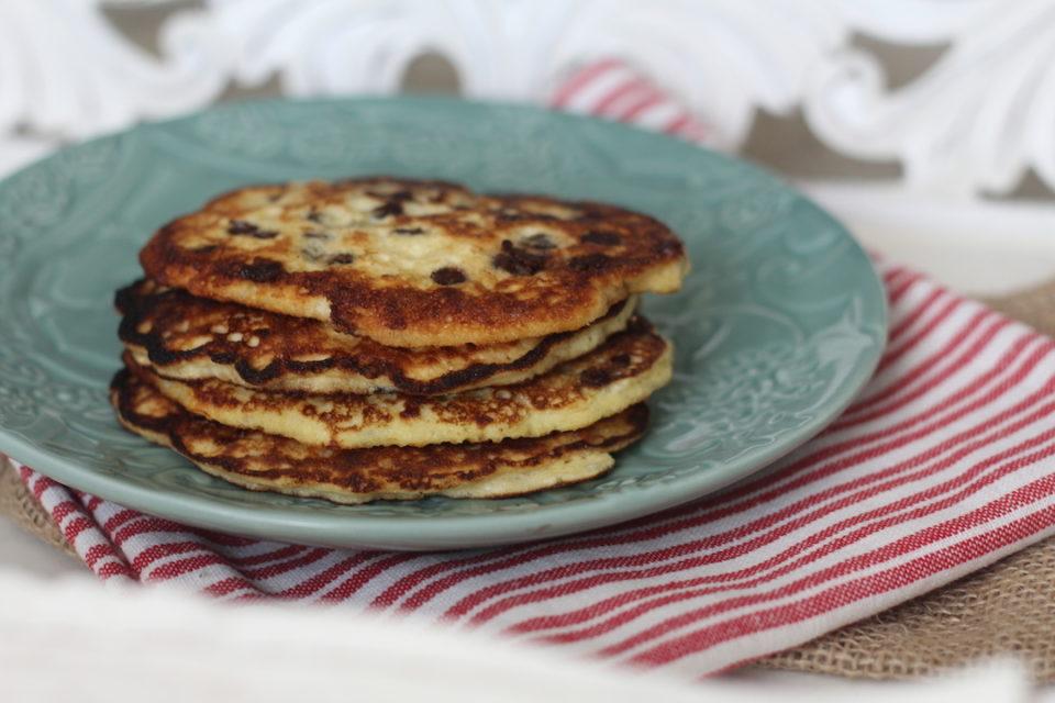 ff5ca5c743fc 3 Ingredient Simple Protein Pancakes
