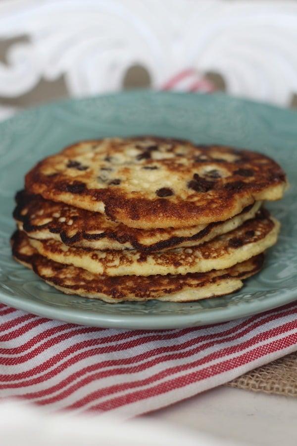 PaleOMG 3 Ingredient Simple Protein Pancakes