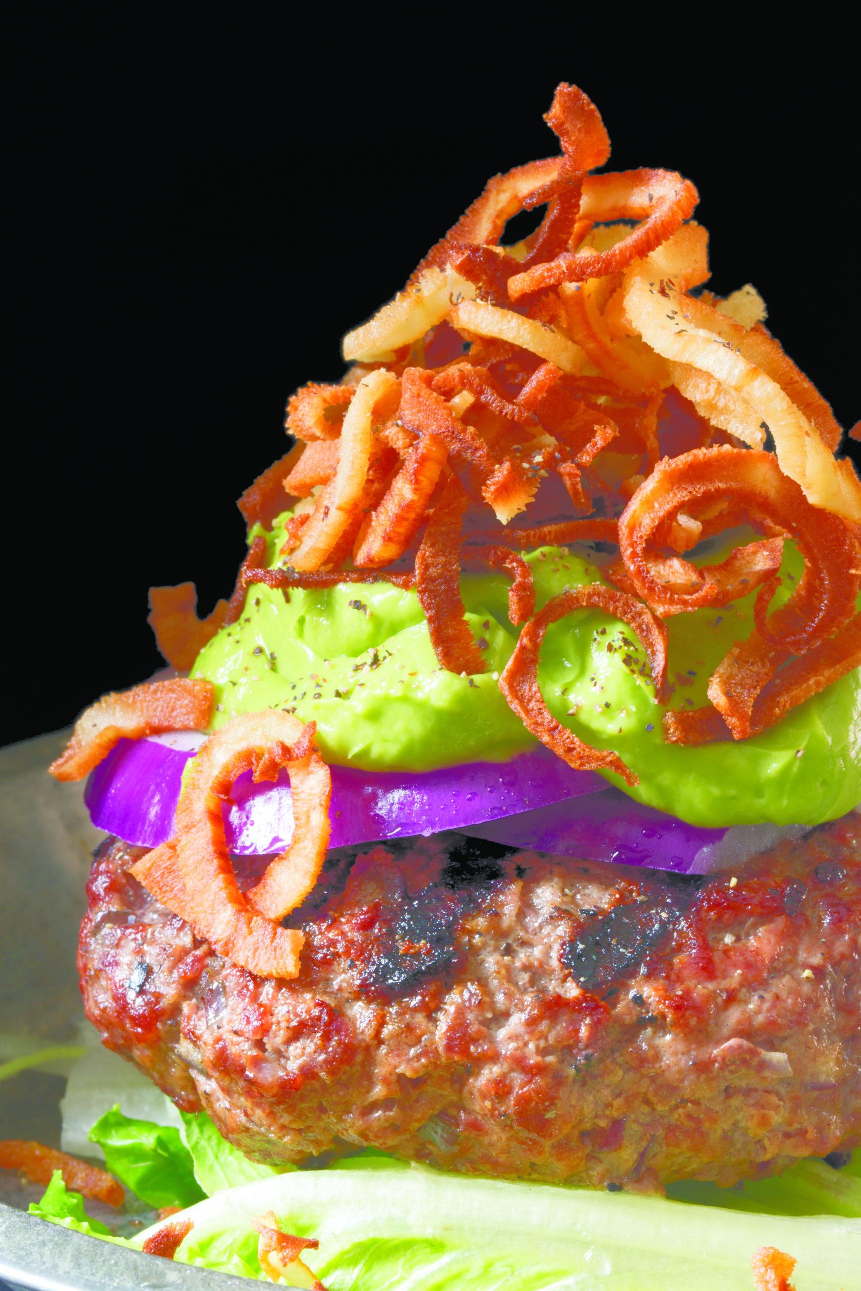 PaleOMG The Paleo Kitchen Sneak Peek - The Perfect Burger