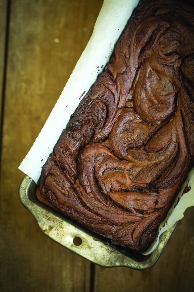 PaleOMG Chocolate Cinnamon Swirl Banana Bread