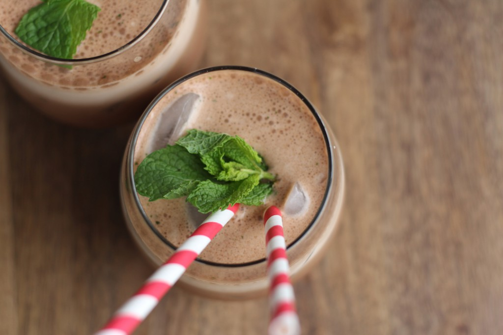PaleOMG Iced Mint Protein Mochas