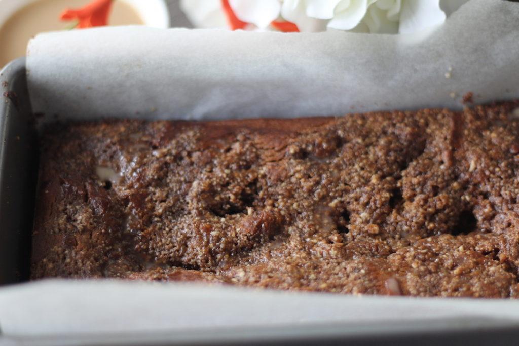 PaleOMG Pumpkin Coffee Cake