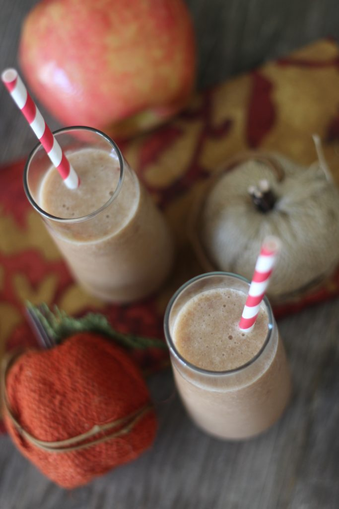 PaleOMG Apple Pie Smoothie