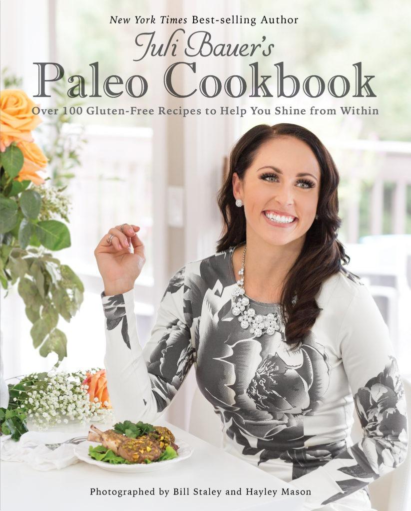 Juli Bauers Paleo Cookbook Cover