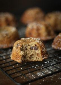 PaleOMG Chocolate Chip Espresso Banana Bread Muffins