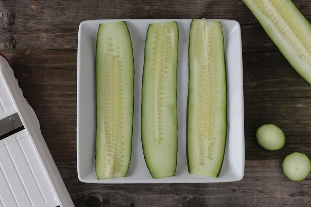 PaleOMG Cucumber Smoked Salmon Roll Ups