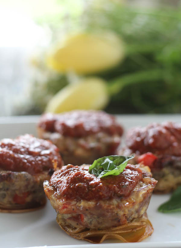 PaleOMG Potato Meatloaf Cups