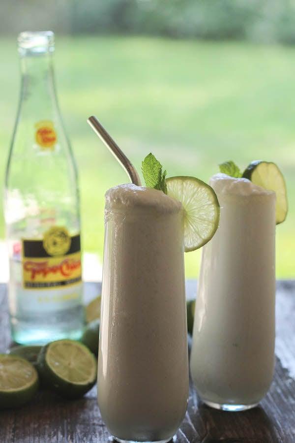 PaleOMG Coconut Lime Fizz Cooler