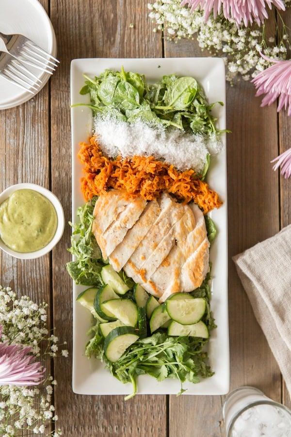 Juli Bauer's Paleo Cookbook Sneak Peek Recipe: Thai Coconut Chicken Salad