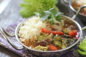 PaleOMG Red Thai Beef Curry
