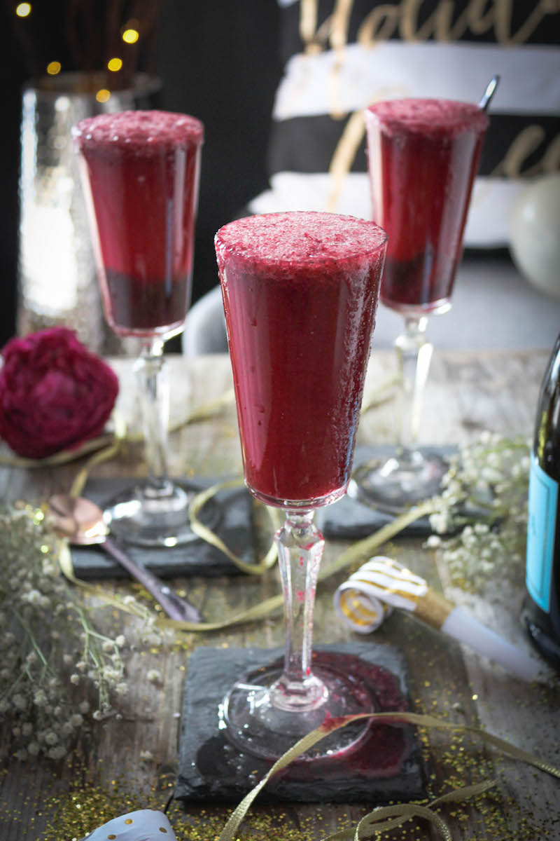 PaleOMG Blackberry Bellini