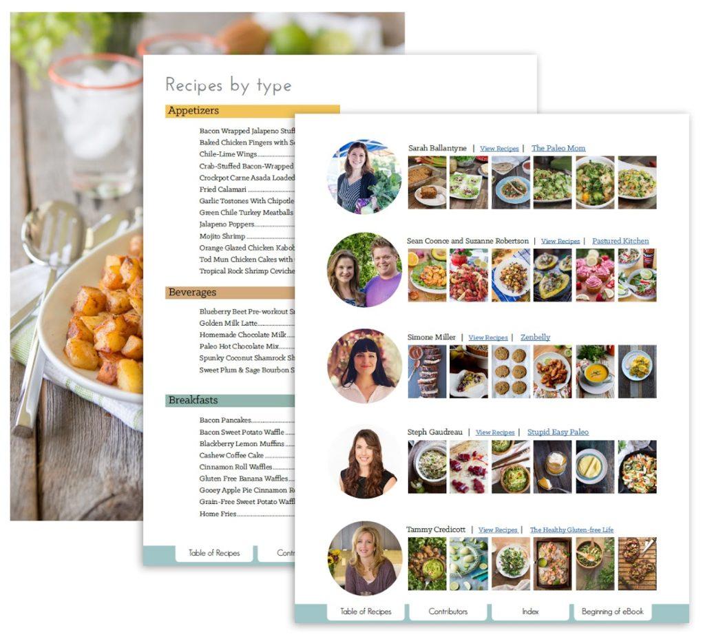 Best of Paleo Recipes Ebook