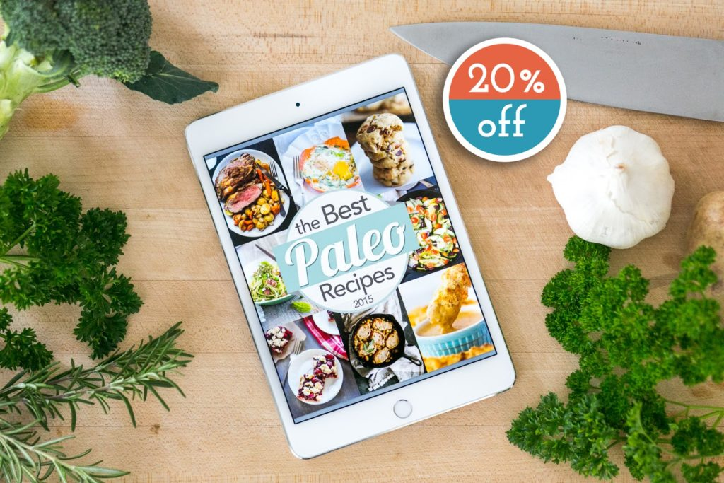 Best Paleo Recipes 2015 - 20 off