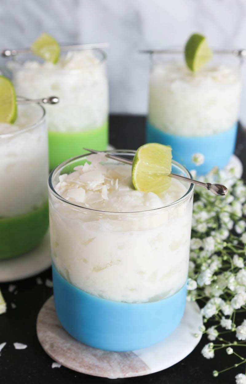 PaleOMG Coconut Lime Margaritas
