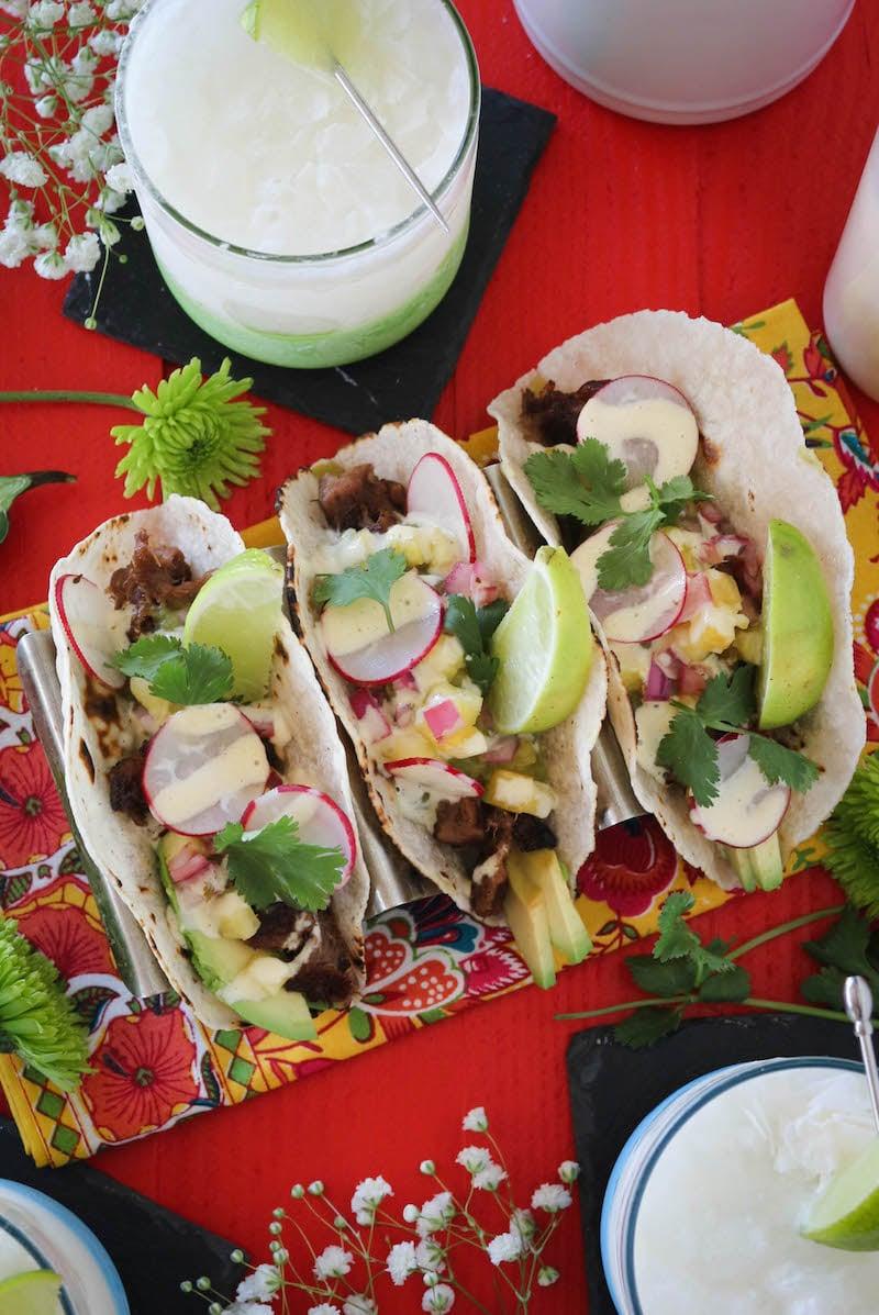PaleOMG Loaded Lengua Tacos