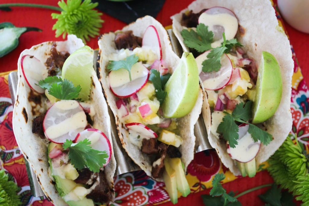 PaleOMG Lengua Loaded Tacos