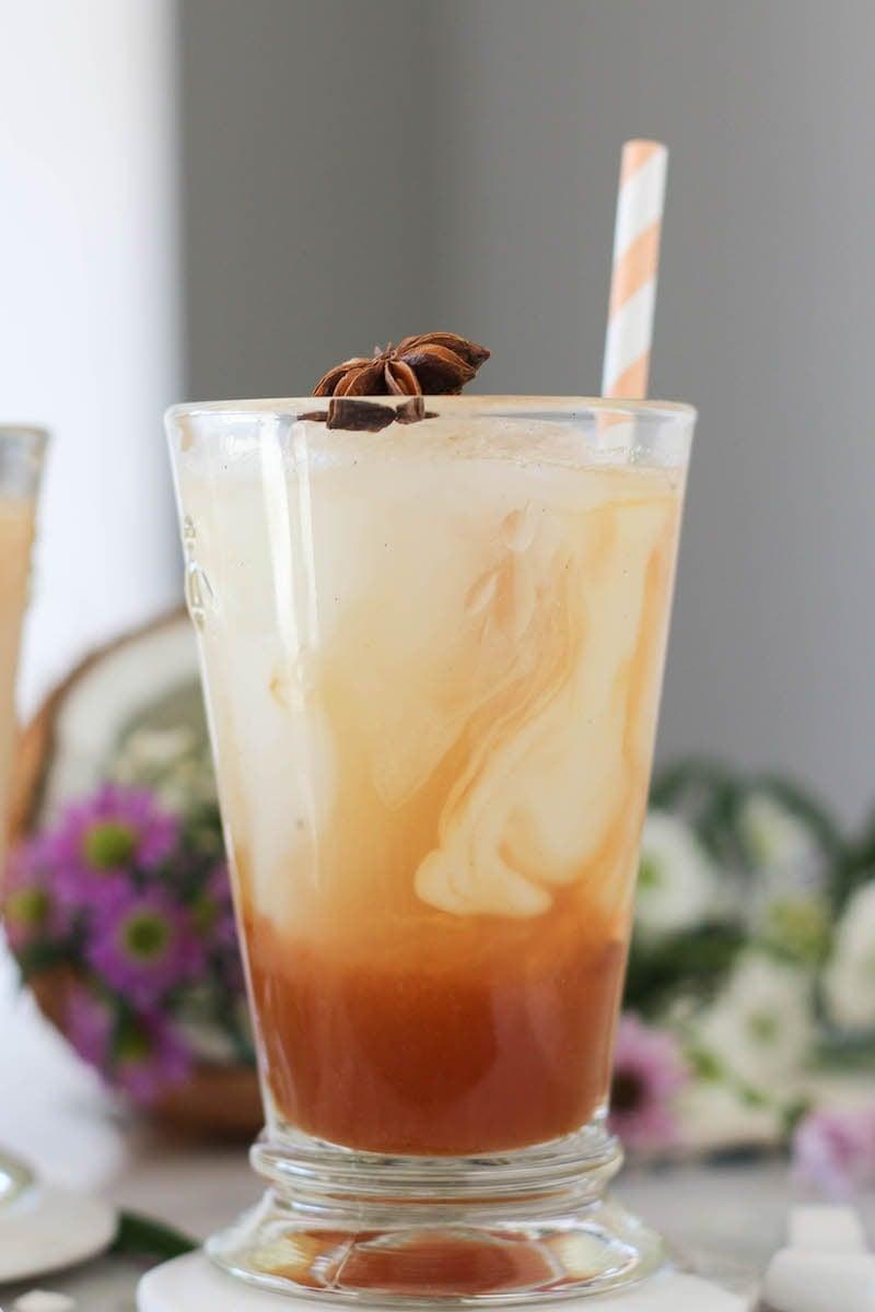 PaleOMG Coconut Thai Iced Tea