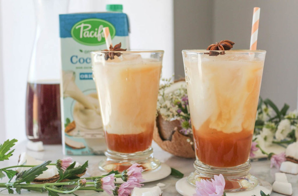 PaleOMG Coconut Thai Iced Tea